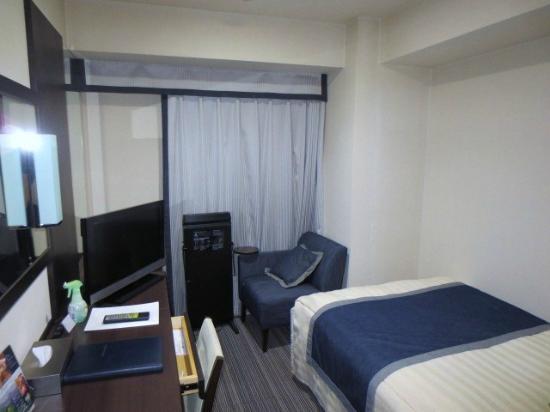 Via Inn Asakusa: ホテル客室