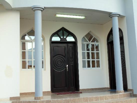 Al Taif Tours Accommodation: Eingang