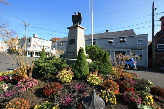 Nonantum Resort : Downtown Kennebunkport