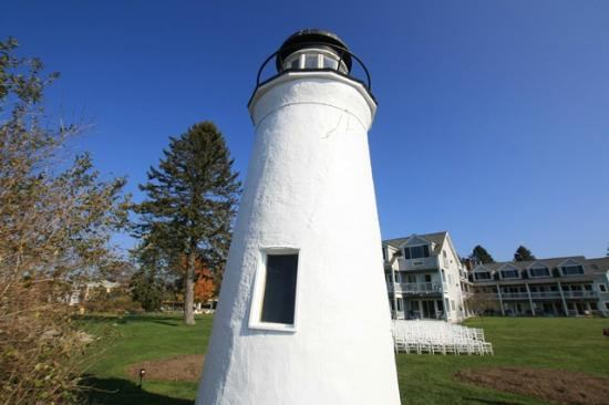 Nonantum Resort : Resort Lighthouse