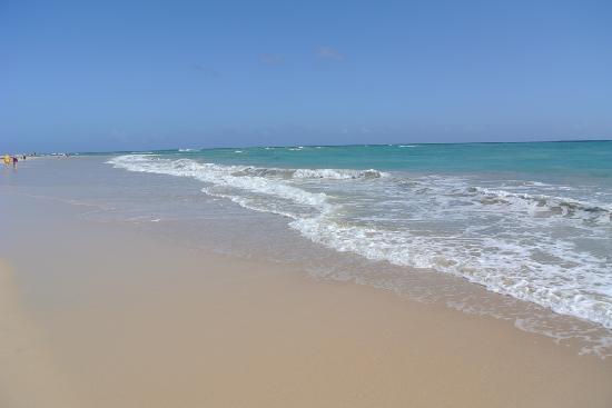 Dreams Punta Cana Resort & Spa: NICE BEACH