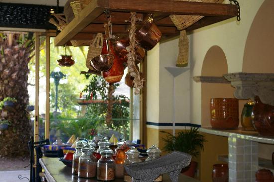 Hotel El Tapatio & Resort: Muy mexicano