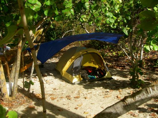 Flamenco Beach Campground Camp At