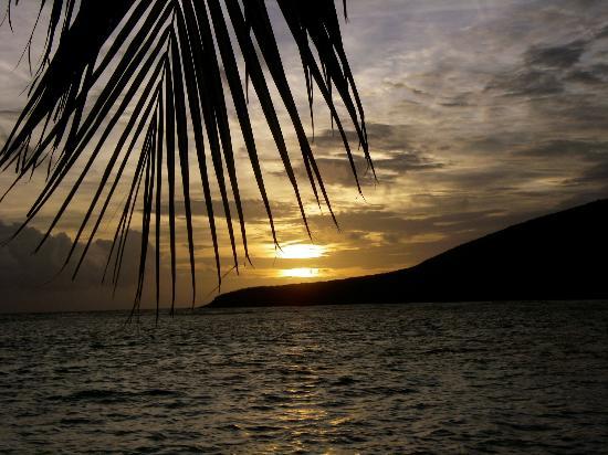 Flamenco Beach Campground: Sunrise at Flamenco