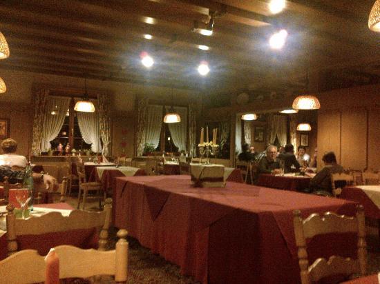 Schwarzwaldhotel Ruhbühl: Restaurant
