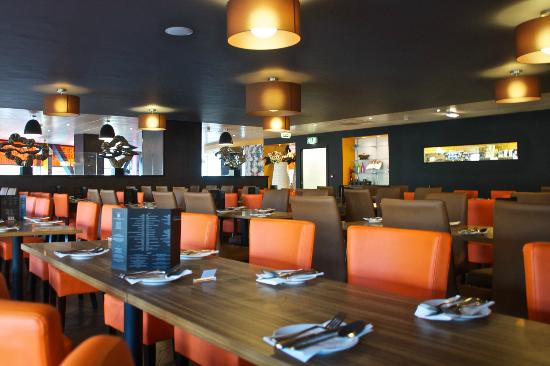 Kingdom World Buffet: Restaurant