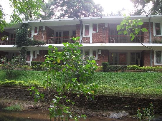 Falling Waters: our rooms