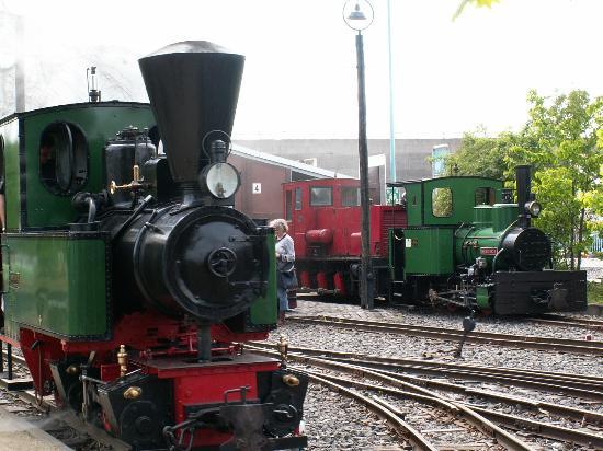Frankfurter Feldbahn Museum