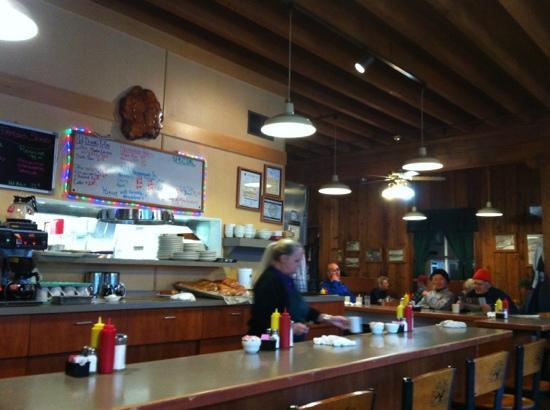 Huckleberry Inn: Great Spot
