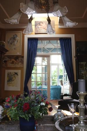 Breitner House: our room(s!)