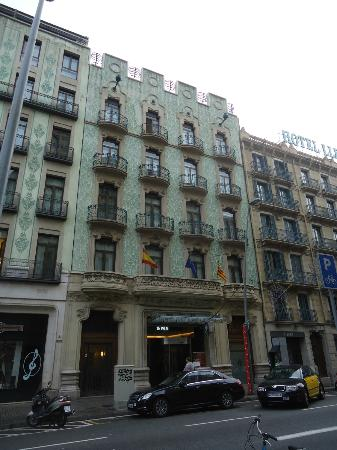 h tel catalonia ramblas barcelone picture of catalonia