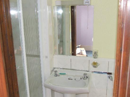 Nythfa Guest House: En-suit with shower