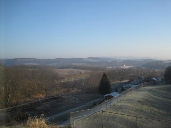 Comfort Suites Bloomsburg: view from room