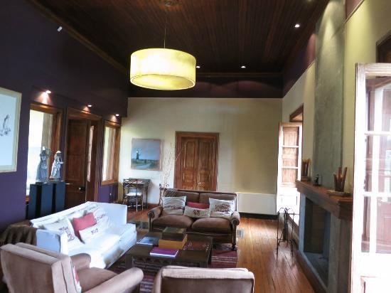 Club Tapiz Hotel: lounge in main building