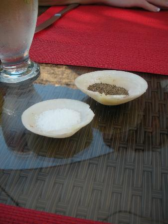 Matachica Resort & Spa: Salt & Pepper