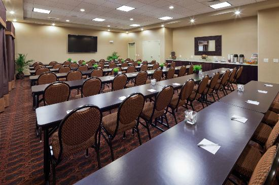 Hampton Inn Beloit: Meeting Room