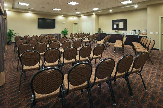 Hampton Inn Beloit: Meeting Room  - Classroom style seating