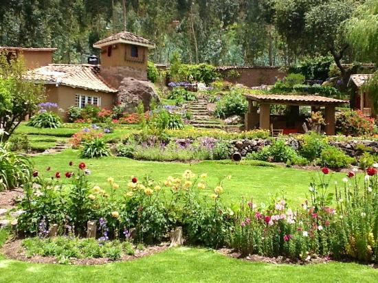 La Casa Del Conde: House and gardens