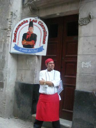 Restaurante Las Clavellinas