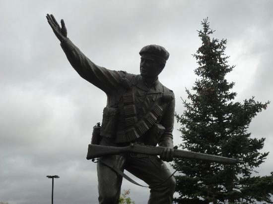 The Military Museums : 'Let's Go!' - Commemorating thr 25,000 Canadians who served in the Korean War
