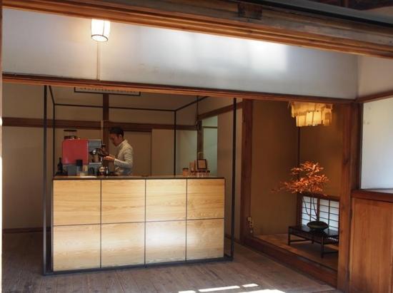 Omotesando Koffee: The Master at work