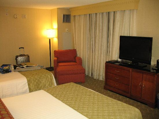 Courtyard by Marriott San Francisco Downtown: room #840