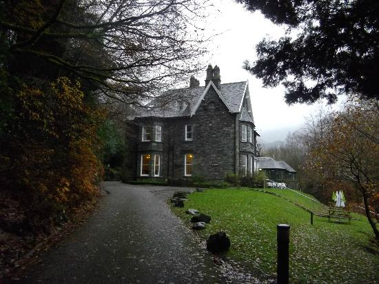 YHA Grasmere Butharlyp Howe: from the grounds