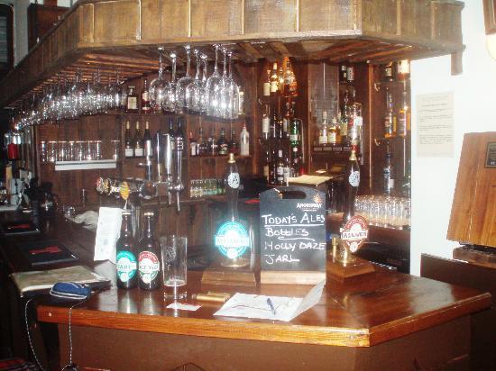 Rustlers Restaurant: The Bar, Rustlers.