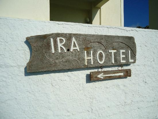 Ira Hotel & Spa: Entrance to this fabulous hotel
