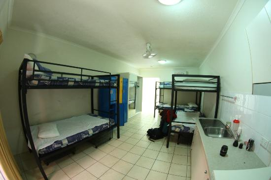 The Northern Greenhouse: Dorm 6 bed