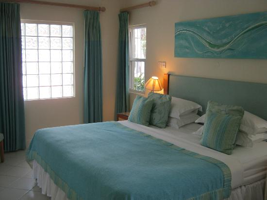 Calabash Luxury Boutique Hotel & Spa: Room 26 Bedroom