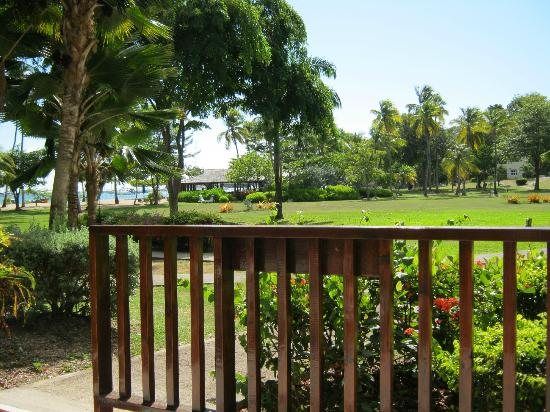 Calabash Luxury Boutique Hotel & Spa: View from Room 26