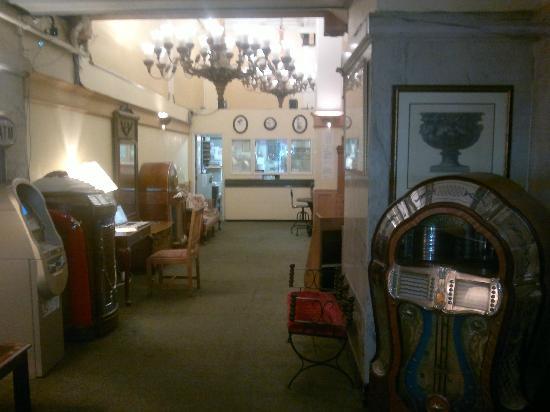 Aida Hotel: la hall