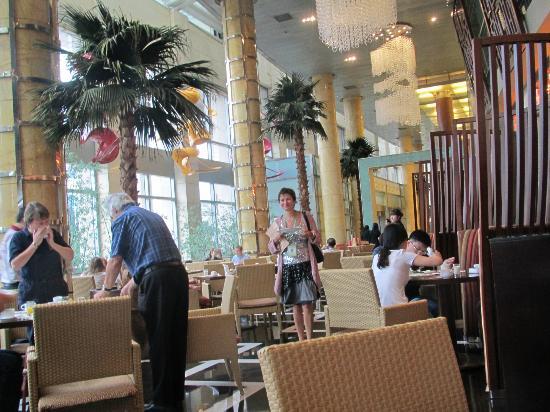 Beijing Hotel: COMEDOR DESAYUNOS
