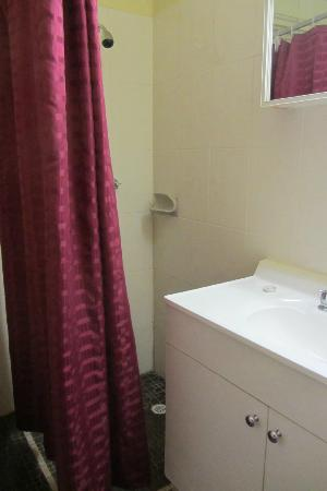 Opal Inn: bagno 1