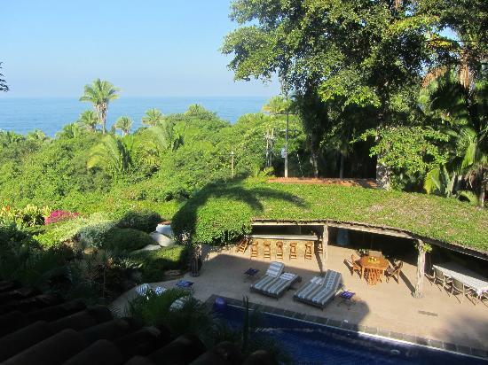 Hacienda de la Costa: Gardens