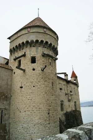 Chateau de Chillon: Exterior