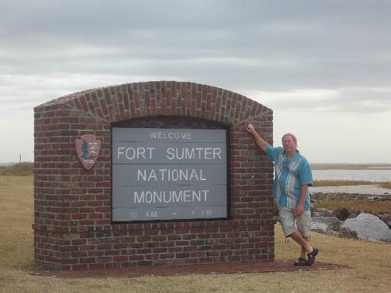 ‪‪Wyndham Ocean Ridge‬: At Fort Sumter‬