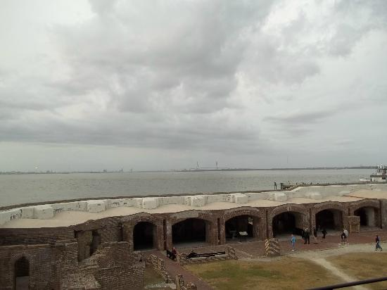 Wyndham Ocean Ridge: Fort Sumter