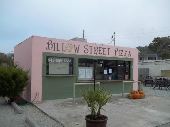 Billow Street Pizza: Great Lasagna Dinner