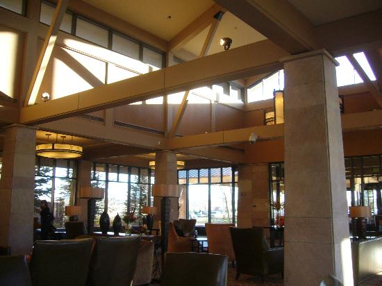 The Westin Westminster: Lobby