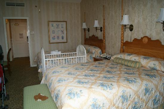 Disney's Grand Floridian Resort & Spa: Sugarloaf Rm 6421
