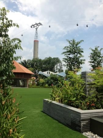 Resorts World Sentosa - Equarius Hotel: Hotel Area