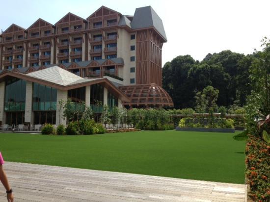 Resorts World Sentosa - Equarius Hotel: Equarius Hotel