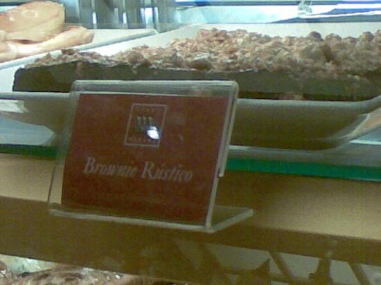 The Bakers: Brownie Rústico
