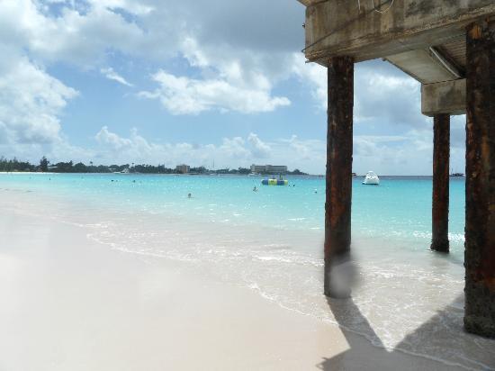 Island Inn Hotel: Gorgeous Carlisle Beach