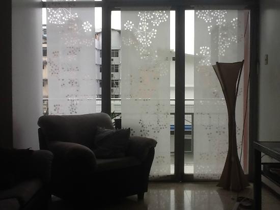Casa de Romero B&B: sala de estar