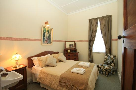 Braemar House: Double B&B room