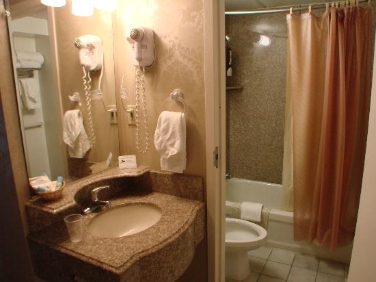 BEST WESTERN PLUS Sandcastle Beachfront Hotel: bathroom