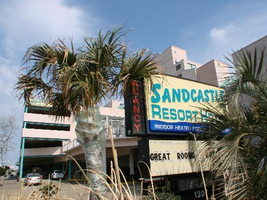 BEST WESTERN PLUS Sandcastle Beachfront Hotel: Sandcastle
